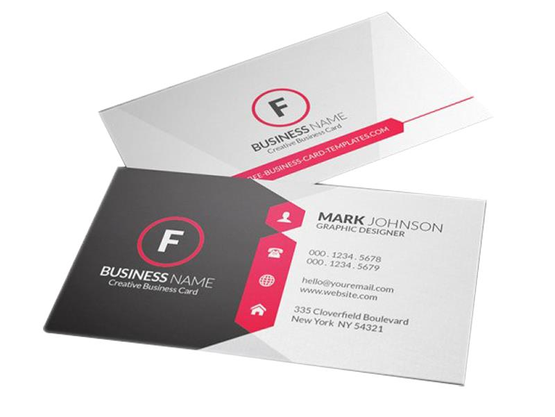 Print mahavir prints offset printing online in mumbaiindia 500 classic ivory business cards reheart Images